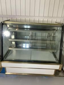 保坂製作所ケーキショーケース冷凍機
