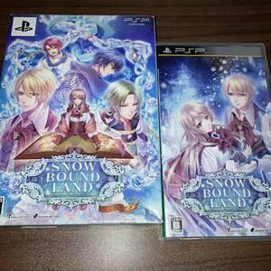 PSPソフト SNOW BOUND LAND スノーバウンドランド 限定版