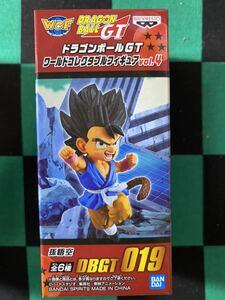 ドラゴンボール ドラゴンボールGT ワールドコレクタブルフィギュア vol.4 019 孫悟空 DBGT019 ワーコレ WCF トレジャーラリー ワンピース