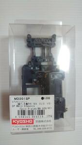 京商 ミニッツ メインシャシー(金メッキ端子付/MA-020/VE) MD201SP