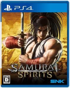SAMURAI SPIRITS (サムライスピリッツ) -PS4 SNK