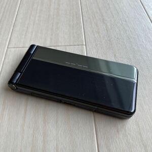 docomo P-01H ドコモ パナソニック ガラケー ケータイ 携帯 ブラック G83