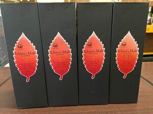 イチローズモルトWWR ワイン・ウッド・リザーブ リーフシリーズ 700ml 46% 箱 ジャパニーズウイスキー新品4本 送料無料