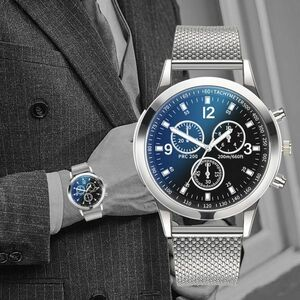 ◇送料無料◇ メンズクォーツ腕時計【最新】 人気 オススメ おしゃれ ビジネス カジュアル