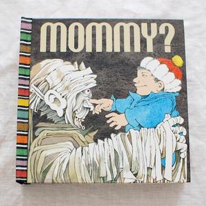 [book] モーリス・センダック しかけ絵本『MOMMY?』