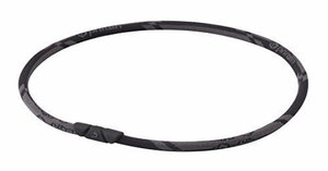 新品特価!カーボンブラック 50cm ファイテン(phiten) ネックレス RAKUWAネック ゼネラルモデル 50cm