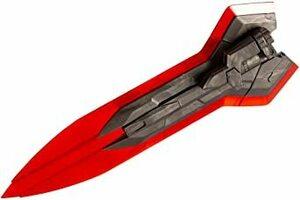 05 メガスラッシュエッジ 【CRYSTAL RED】 M.S.G モデリングサポートグッズ ヘヴィウェポンユニット05EX メ