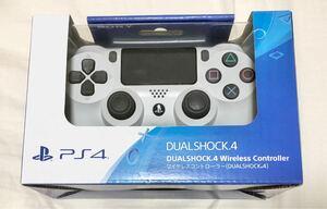 PS4用 ワイヤレスコントローラー DUALSHOCK4 グレイシャー・ホワイト