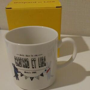 リサとガスパール VIS コラボ マグカップ