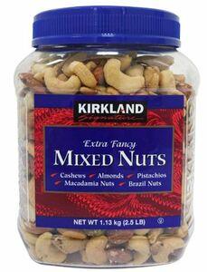 ▲【送料無料】 カークランドシグネチャー ミックス・ナッツ 1.13kg Kirkland Signature Mixed Nuts 1.13kg 3880