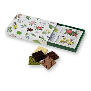 ☆【送料無料】六花亭 【北海道銘菓】 板 チョコレート 8枚入 他同時出品中 1380