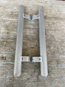 アルミ製 門扉用 ハンドル 長さ約40cm 玄関