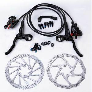 Mz2944:自転車 mtb油圧ディスクブレーキ クランプマウンテンバイクブレーキ