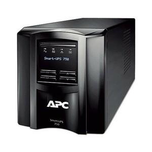 ( б/у товар ) APC Smart-UPS 750 LCD SMT750J источник бесперебойного питания аккумулятор нет