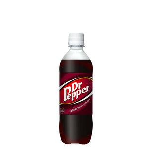 【メーカー直送品】 【2ケースセット】ドクターペッパー PET 500ml【ケース売り】【】
