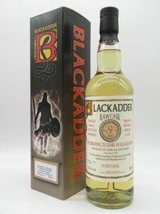 カリラ 9年 2012 ロウ カスク ブラックアダー創業25周年記念ボトル (ブラックアダー) 57.8度 700ml
