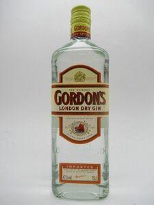 [古酒][旧ラベル] ゴードン ジン 正規品 ディアジオ モエ ヘネシー 47.3度 750ml [LL-0720-131-2]