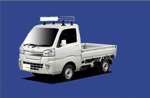 ★TUFREQ ルーフキャリア ハイゼットT S500P/S510P 標準ルーフ用/Cシリーズ