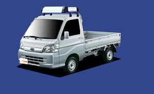 ★TUFREQ ルーフキャリア サンバートラックS201J/S211J用/Kシリーズ