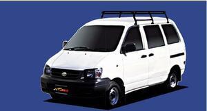 ★TUFREQ ルーフキャリア タウンエースCR52V/KR41V/KR42Vハイルーフ用/Pシリーズ ミドル
