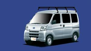★TUFREQ ルーフキャリア サンバーバン S321B/S331B用/Pシリーズ ロング