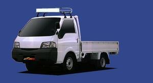 ★TUFREQ ルーフキャリア ボンゴトラックSK82/SK22用/Cシリーズ