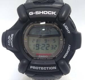 CASIO G-SHOCK RISEMAN カシオ ジーショック ライズマン DW-9100ZJ クォーツ デジタル ブラック 時計 箱有り