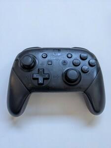 プロコン 純正品 ニンテンドースイッチ Nintendo Switch 本体のみ