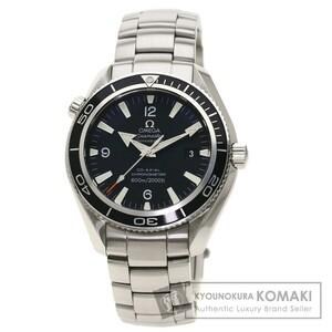 OMEGA オメガ 2201.50 シーマスター プラネットオーシャン 腕時計 ステンレススチール SS メンズ 中古