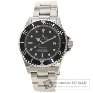 ROLEX ロレックス 16600 シードゥエラー 腕時計 ステンレススチール SS メンズ 中古