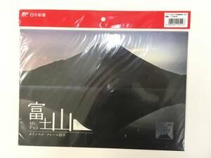 【1814-38】 未使用 富士山 オリジナル フレーム切手 世界文化遺産登録1周年記念 82円×10枚