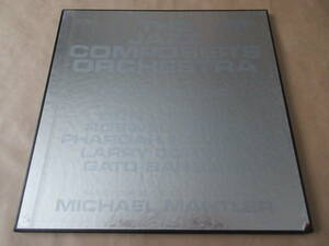 LP CECIL TAYLOR / THE JAZZ COMPOSER'S ORCHESTRA DON CHERRY、PHAROAH SANDERS、GATO BARBIERI他 2枚組