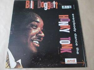 LP BILL DOGGETT / EVERBODY DANCE THE HONKY TONK 米盤