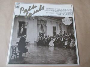 LP パブロ・カザルス / 鳥の歌-カザルス・ホワイトハウス・コンサート 2枚組 国内盤