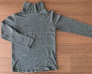 美品 140cm 長袖シャツ a.v.v