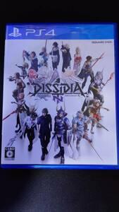 【PS4】 DISSIDIA FINAL FANTASY NT / ディシディアファイナルファンタジーNT
