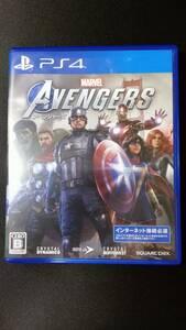 【PS4】 MARVEL AVENGERS / マーベル アベンジャーズ