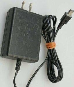 (( free shipping )) ** ( JVC Victor Everio e-Movie for AC adaptor AP-V14 ) operation OK