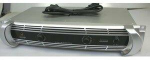 (( one months guarantee ))* BEHRINGER Behringer INUKE NU1000 power amplifier stereo sound * operation OK