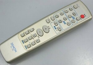 (( free shipping ) beautiful DENON audio remote control RC-1025[DHT-S7000/AVC-S7000/DHT-M370/AVC-M370] operation OK
