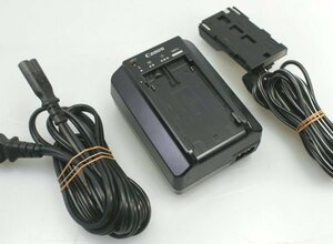 *( free shipping )Canon genuine products CA-920 rare! adaptor . battery charger ( inspection CA-920,XL1,XHG1,XHA1,BP-950G,BP-970G) operation OK