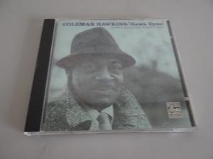 F090106 CD COLEMAN HAWKINS HAWK EYES