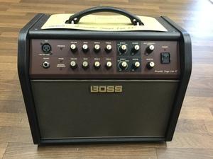 BOSS Acoustic Singer Live LT マイク接続可能!(ボス ACS-LIVE アコースティックギターアンプ アコギアンプ)【三条店】