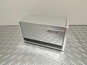 スナップオン マイクロトップチェスト ミニチュア工具箱 シャインシルバー 限定品 新品
