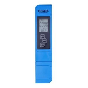 Tds ecメーター 温度テスターペン 3 In1機能 導電率水質測定 温度計 高品質 測定ツール デジタル A2298
