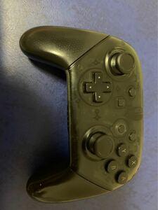 Proコントローラー Nintendo Switch ジャンク品