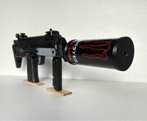 オリジナルMonster サプレッサー 14mm逆ネジ対応  オリジナル設計 キューバリブレ モンスター