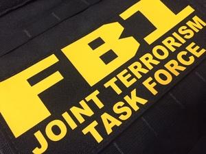 ★ ★ Федеральное Федеральное бюро по расследованию ФРС · Специальная целевая группа террора Belcro Patch ★ ★ devgru