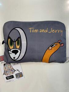 トムとジェリー レディース 小物リュック エコバツク ナイロンリュック TOM and JERRY ポケッタブルリュック