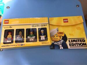 新品 非売品 正規品 LEGO トイザらス限定 レゴ クラシックコレクション ブロックトーバー2017 ミニフィグ lego